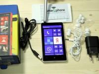 Наш видео-обзор Nokia Lumia 820