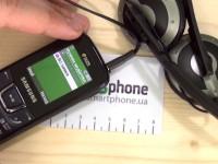 Наш видео-обзор Samsung E1282