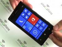 Наш видео-обзор Nokia Lumia 720