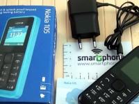 Наш видео-обзор Nokia 105