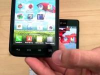 Наш видео-обзор LG Optimus L4 II E440
