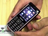 Видео обзор Philips Xenium Champion X333