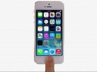 Промо-ролик Apple iPhone 5S