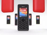 Промо-ролик Nokia 108