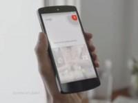Рекламный ролик Nexus 5