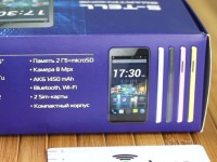 Видео-обзор S-TELL M705