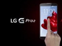 Промо-ролик LG G Pro 2