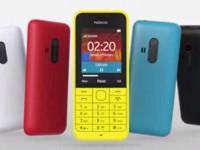 Промо-ролик Nokia 220