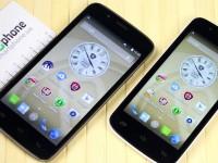 Видео обзор Prestigio MultiPhone 5504 DUO и 5453 DUO