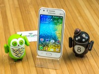 Наш видео-обзор Samsung Galaxy J1