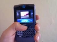 Видео обзор Motorola Q