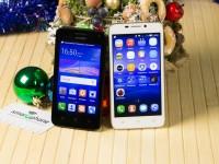 Сравнительный видео обзор смартфонов Huawei Y3c и Y5c