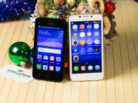 Видео-обзор Huawei Y5c