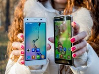 Видео обзор смартфона S-Tell M572