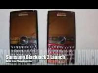 Видео обзор Samsung Blackjack 2