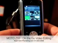Видео обзор Motorola Z10