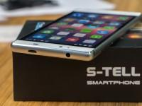Наш видео-обзор S-TELL M573