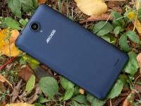 Видео обзор смартфона ARCHOS 55b Platinum
