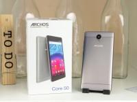 ARCHOS Core 50 - бюджетник. ВИДЕО