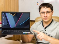 Prestigio Smartbook 141C - обзор простенького ноутбука