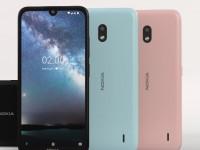 Nokia 2.2 промо видео