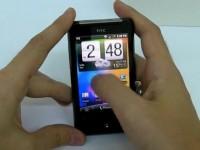 Видео обзор HTC Aria