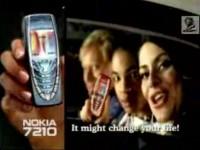 Рекламный ролик Nokia 7210