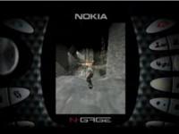Коммерческая реклама Nokia N-Gage