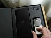 Видео обзор Nokia 8800