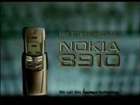 Рекламный ролик Nokia 8910i