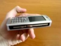 Видео обзор Nokia E60