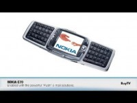 Видео-обзор Nokia E70