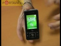 Видео обзор Fly IQ-120 от Portavik.ru