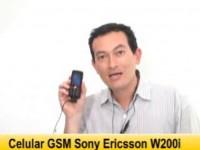 Видео обзор Sony Ericsson W200