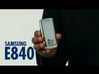 Видео обзор Samsung E840