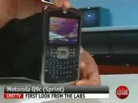 Видео обзор Motorola Q9c