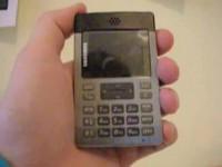 Видео обзор Samsung P300