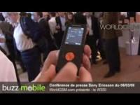 Превью Sony Ericsson W350