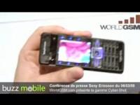 Превью Sony Ericsson С902
