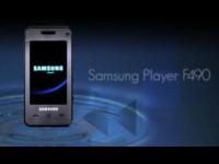 Демо-видео SAMSUNG F490
