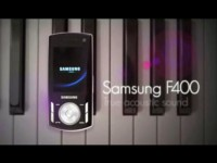 Демо-видео SAMSUNG F400