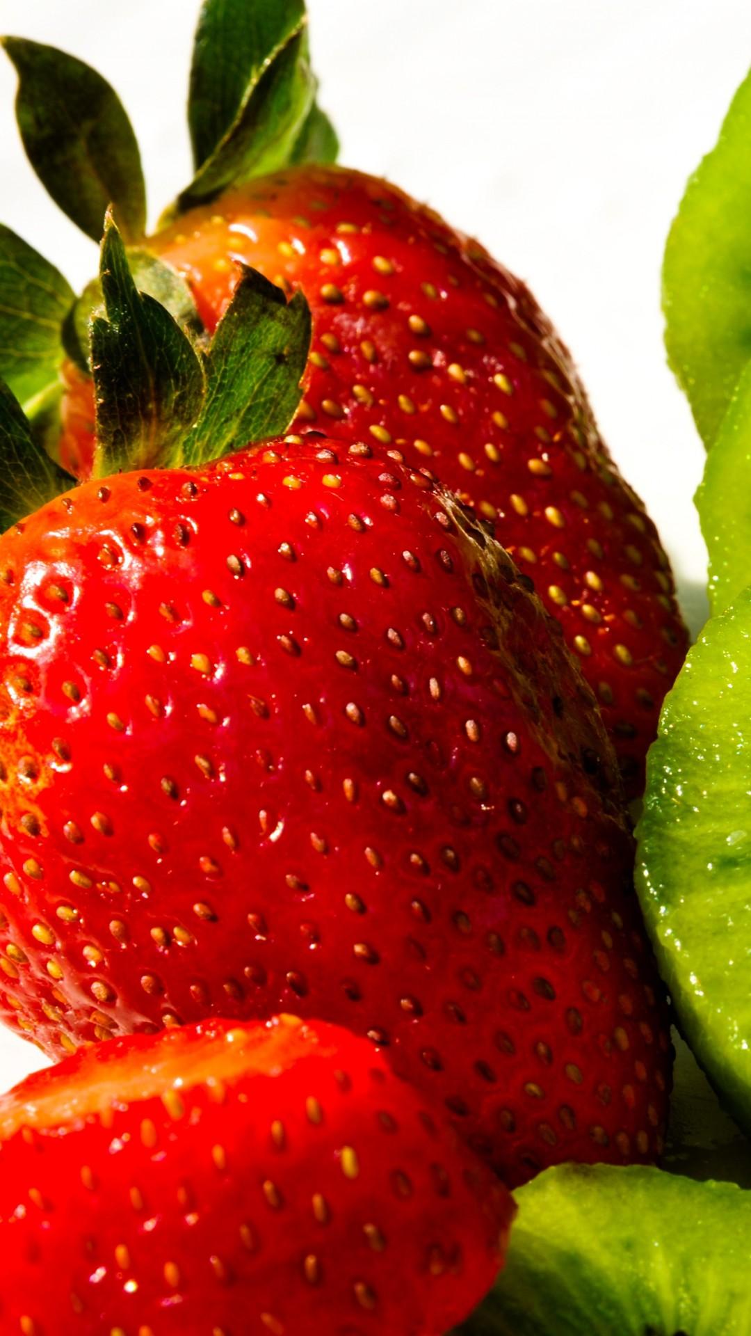 Заставки на телефон фрукты
